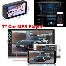 7inch 2 DIN Bluetooth Car Stereo Audio In-Dash FM Aux SD USB MP5 Radio Player