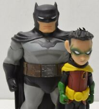Batman + Robin LIL GOTHAM Action Figure BATMAN 2010 DC Comics Collectibles