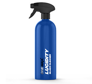 OneWax Lucidity Glass Cleaner
