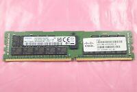 32GB Cisco Samsung PC4-2666V 2Rx4 DDR4 Server Memory RAM UCS-MR-X32G2RS-H