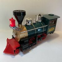 EZTEC Santa Fe Express Train Only Locomotive G Scale Tested & Working
