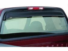 For 1994-2003 Chevrolet S10 Rear Window Deflector GT Styling 58371BX 2002 1996