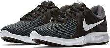 Nike Women's Revolution 4 Size 9 - Burgundy Ash White Running Shoes