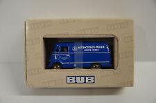 17 ) BUB Bubmobile 1:87 Mercedes Benz L 319 - Service Schule in OVP