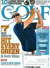2015 Golf Magazine: Hunter Mahan - 7 Ways to Hit Every Green/New Drivers
