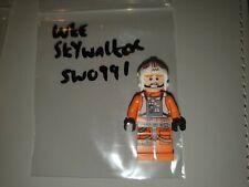 Lego Star Wars Luke Skywalker Minifig SW0991 SW991 75259 75235