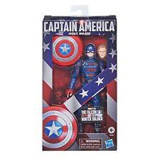 "?Marvel Legends Series The Falcon & The Winter Soldier Captain John Walker 6""?"