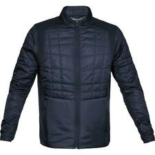 Under Armour Golf Insulated Storm PrimaLoft Full Zip Jacket (Academy)