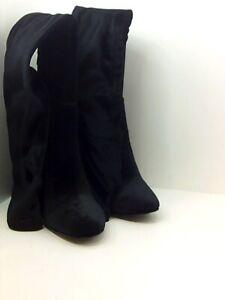 Ivanka Trump Women's Shoes Boots, Black, Size 7.0