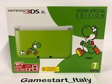 CONSOLE NINTENDO 3DS XL YOSHI SPECIAL LIMITED EDITION PAL BRAND NEW
