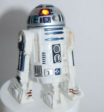 "STAR WARS ROTS R2-D2 Astromech Droid LIGHTS AND SOUNDS 3.75"" Figure LOOSE"