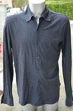 HUGO BOSS - Adorable chemise gris manches longues -Taille XL - EXCELLENT ÉTAT