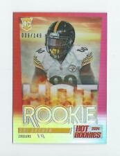2014 Panini Hot Rookies Hot Rookie Prizm Red Dri Archer Steelers *147/149