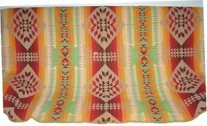 Vintage Pendleton Woolen Chief Joseph Blanket Beaver State