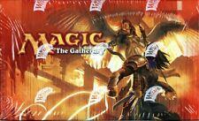MTG MAGIC THE GATHERING GATECRASH BOOSTER BOX  + 1 100ct box Dragonshields