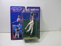 Kenner Starting Lineup 1998 Edition Colorado Rockies Larry Walker Figure t3607