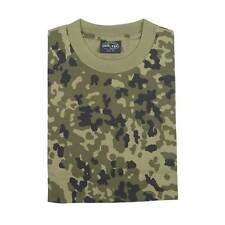 Danish M84 Camo Camouflage Military Army Short Sleeve T-Shirt Tee Top ALL SIZES