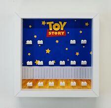 Marco vitrina Minifigura Lego Toy Story Minifiguras Figuras Buzz Woody