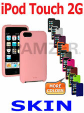 AMZER Soft Silicone Skin Jelly Case Gel Ultra Thin Cover For Apple iPod Touch 2G