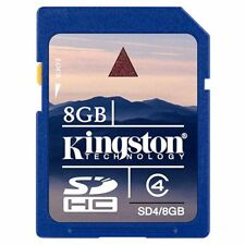 Unidad USB flash azul Kingston para ordenadores y tablets para 8GB
