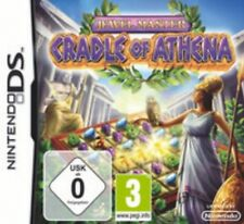 Nintendo DS 3ds jewelmaster Cradle of Athena guterzust.