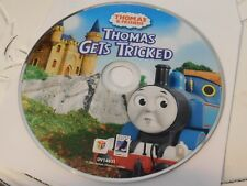 Thomas the Tank Engine  Friends - Thomas Gets Tricked (DVD, 2007)Disc Only
