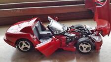 BURAGO Dodge Viper RT/10 Scala 1/24 Auto Modellismo Collezione.