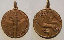 medaglia 30° fondazione AVIS donatori sangue Milano 1927 57