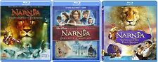 The Chronicles of Narnia Trilogy 3 Movie Set Blu-Ray Brand New Free Ship