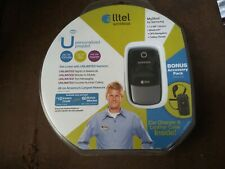 Alltel Samsung MyShot Sch-R430 1.3 Mp Bluetooth Gps ready Prepaid Cellular Phone