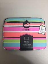"Studio C Pickup Line Laptop Sleeve Multi Color for 13-14"" Laptops"