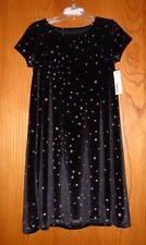 Girls Nwt 6 6x Dress Lot outfit Tights Headband church party wedding stars Rv$64