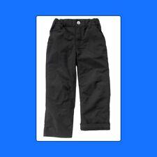 Nwt Boys 3 Gymboree Ice Hero Black fleece Lined Pants Warm Black . .Rare!