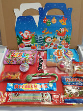 Childrens  Christmas Box Gift Sweets Chocolate Toy Kit Present Xmas Kids
