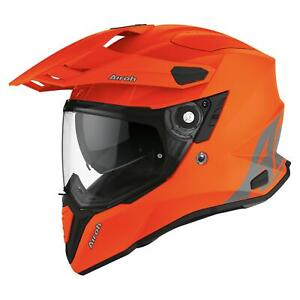 New Airoh 2021 Commander On/Off Road Dual Sport Adventure Motorcycle Bike Helmet