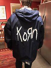Korn Mega Rare 95 Adidas Crew Jacket