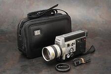 :Canon Auto Zoom 814 Super 8 Movie Camera w Case - For Parts / Repair