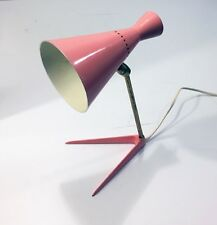 Lampe diabolo GINO SARFATTI Arteluce Mid Century Modern Vintage Table Lamp 1950✅