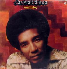 SMOKEY ROBINSON Pure Smokey LP