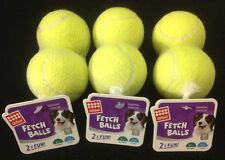 GiGwi Fetch Balls~For Dogs~Training Exercise~M Size~3 Packages Of 2 Fetch Balls