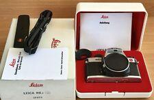 Leica R6.2  Gehäuse Chrom fast wie neu OVP