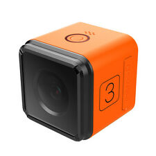 RunCam 3 64G HD 1080p/60fps OSD Audio Dual MIC WIFI IR Blocked DC 5V-17V Camera