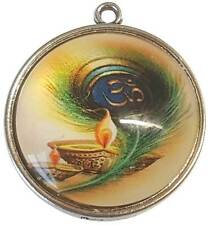 Meditation Lamp Dome Necklace Wiccan Wicca Witchcraft Supplies