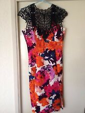 Women's Floral Dress from Kardashian Kollection, NWOT, Size 12