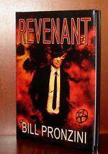Revenant, Bill Pronzini *Signed & Numbered Limited 1st Edition * Cemetery Dance