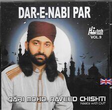 DAR E NABI PAR - QARI MUHAMMAD NAVEED CHISHTI - VOL 9 - NEW NAAT CD