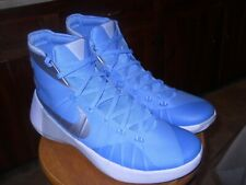 separation shoes 7ae58 8d5f1 NIKE Zoom HYPERDUNK 2015 Size 16 TB Basketball 749645-403 UNC Carolina blue