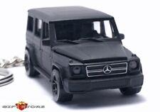 KEY CHAIN RING BLACK MERCEDES G63 AMG G CLASS 4X4 G WAGON CUSTOM LIMITED EDITION