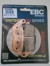 EBC Sintered FRONT Disc Brake Pads fits Honda NSS300 Forza (2018 to 2020)