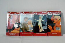 14 VHS MARILYN MONROE SIGILLATE